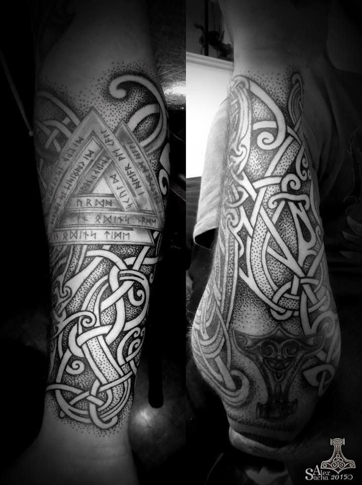 pin by thoryn tillman on viking tattoos tattoos viking. Black Bedroom Furniture Sets. Home Design Ideas