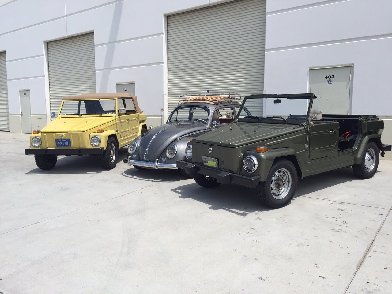 Very Excited About Our Next Vw Thing Build With Icon 4x4 Design Electric Karmann Ghia In Los Angeles Heres A Side By Gas Vs Comparison Icons Jonathan Ward
