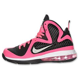 detailed look 34f59 4fc32 Pink   Black LeBron 9 s   Must Have  3