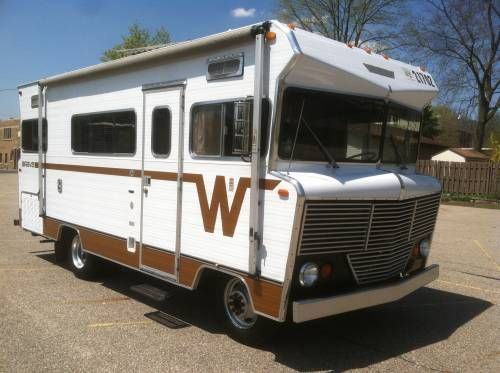 1973 Winnebago Brave 20 | TCT Classifieds - For Sale | Camper
