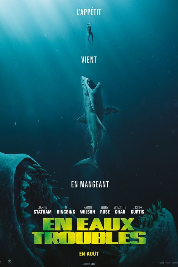 Film En eaux troubles (2018) streaming vf complet