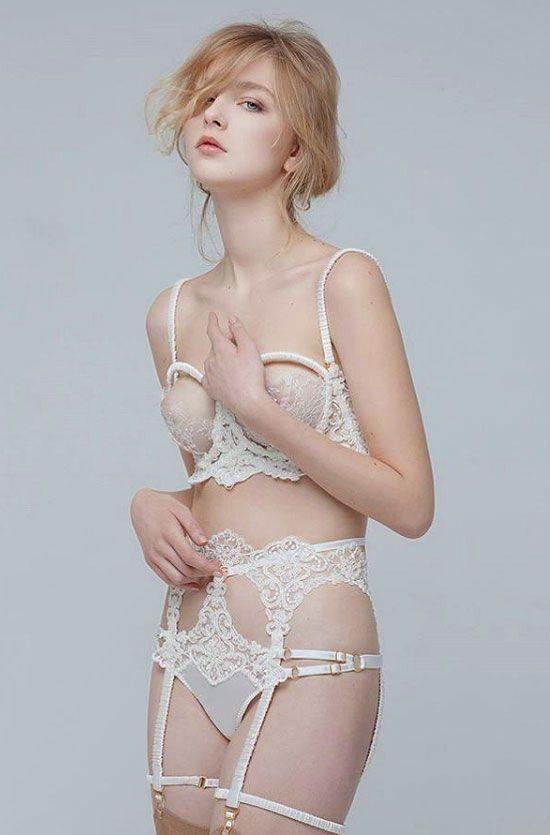 b4623d4f87078 Couture Lingerie ~ Cristina Aielli | GALLERY Lingerie Briefs ...