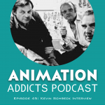 Episode 45: Kevin Schreck Interview, Director of 'Persistence of Vision' http://www.therotoscopers.com/2013/08/23/episode-45-kevin-schreck-interview-director-of-persistence-of-vision/