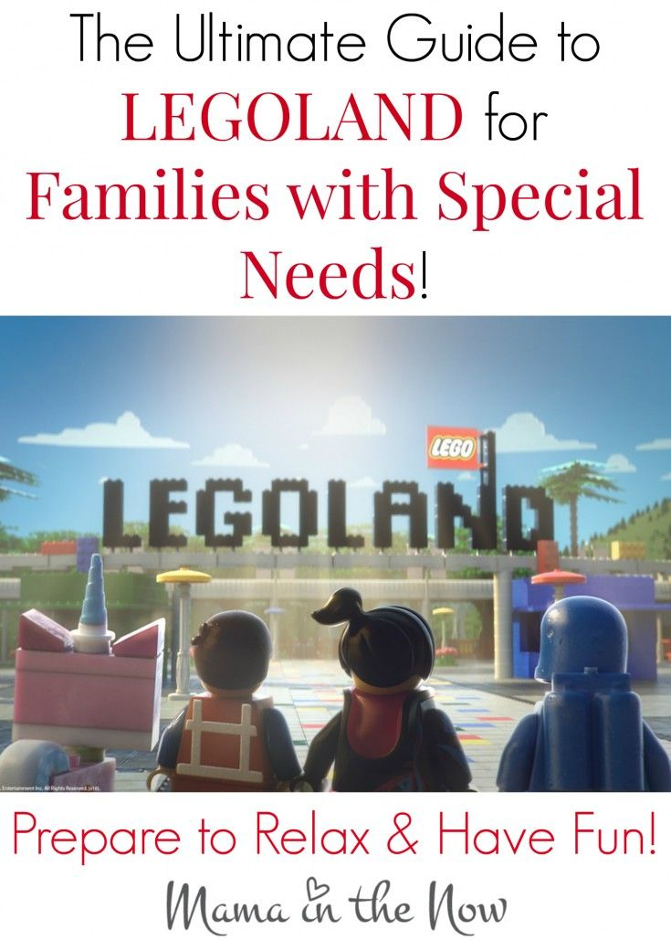 The Special Needs Family's Guide to LEGOLAND | Special ...