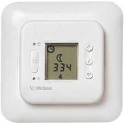 Programmable Floorprobe Thermostat Wickes Bathroom Underfloor Heating Underfloor Heating Tiles