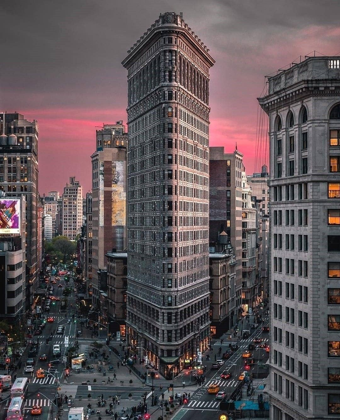 Central Park Apartments New York: Flatiron Building, New York