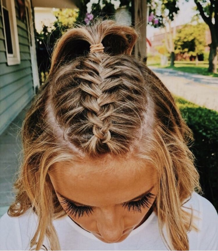 Not Mine Credit To Fatmoodz Hair Styles Long Hair Styles Pinterest Hair