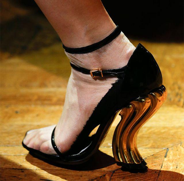 Sonia Rykiel SS14 Shoes