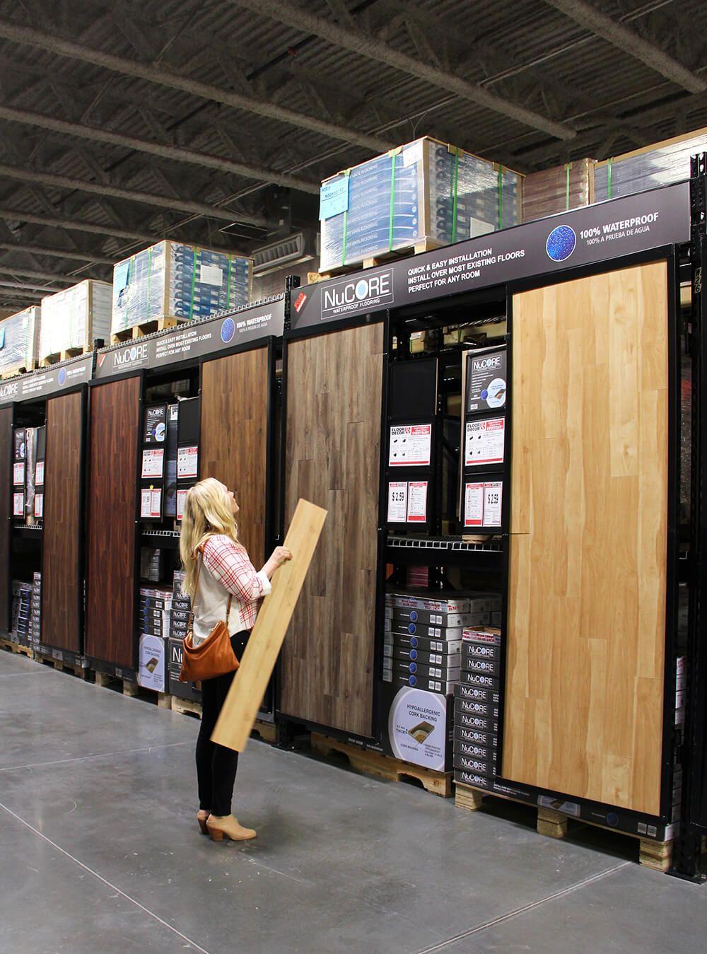 Nucore Water Resistant Flooring
