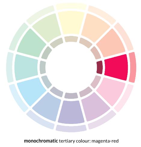 Monochromatic Color Studies Light Colors Monochromatic
