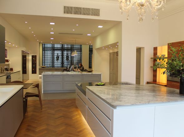 roundhouse richmond showroom - Google Search