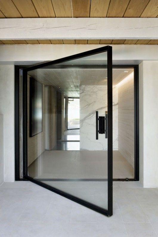 Pivot Doors More