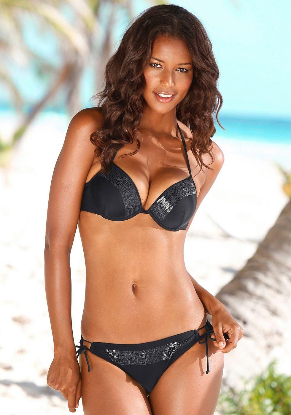 6a951c58af Push-up-Bikini, Bruno Banani | swim suit | Bikinis, Swimwear, Push ...