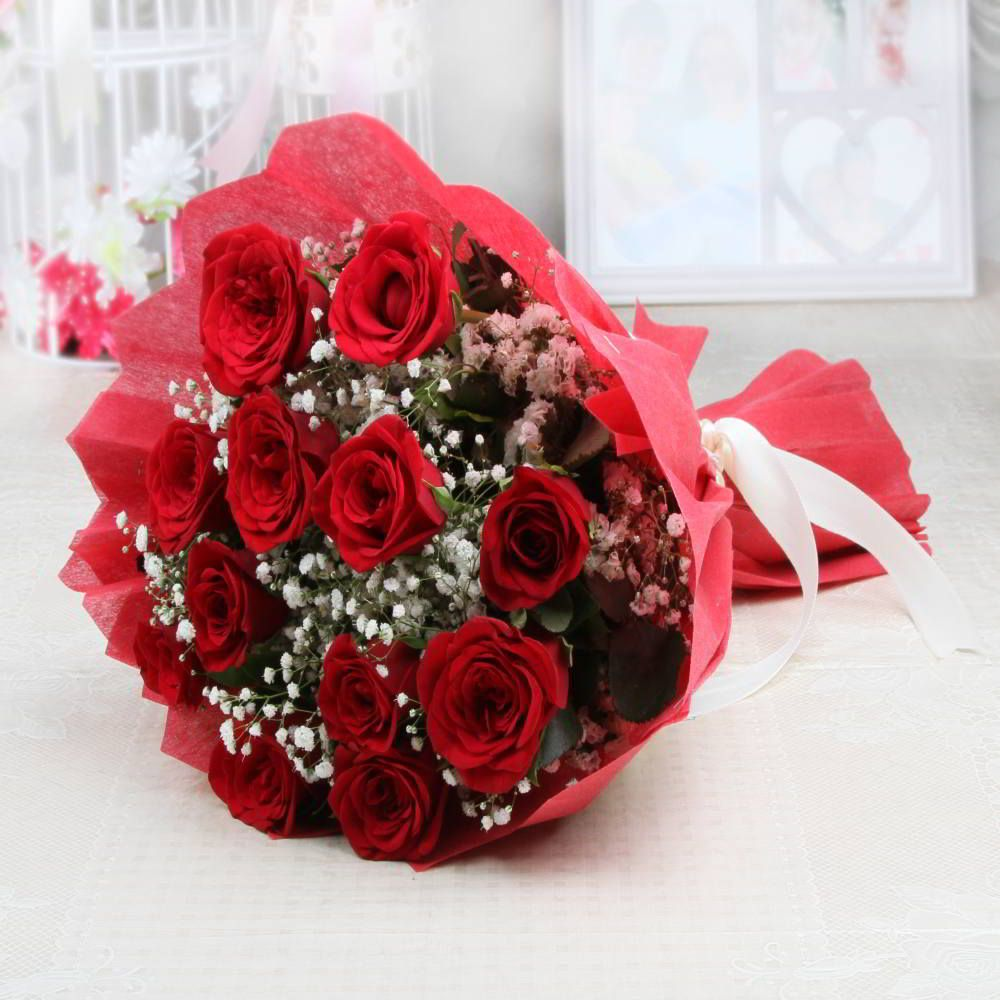 Send Low Price Fresh Flowers Online To India Same Day And Midnight Delivery