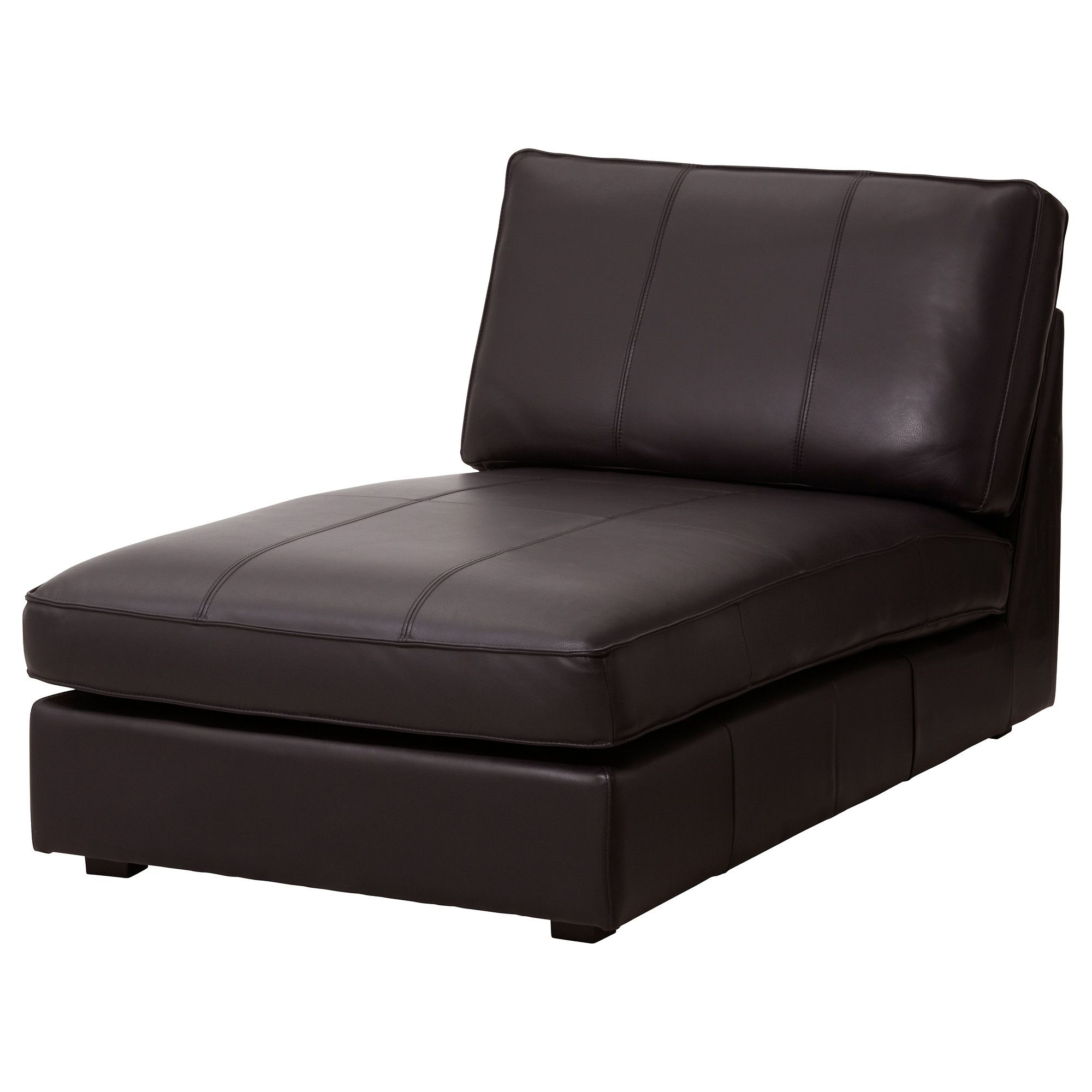 Ikea Kivik Chaise Grann Bomstad Dark Brown Products