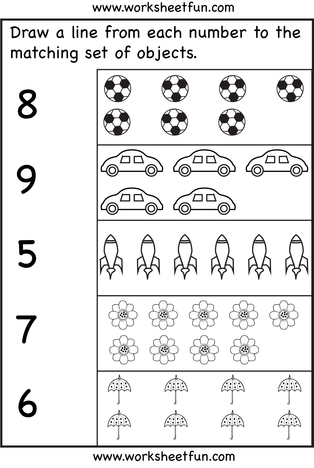 counting worksheet preschool worksheets preschool math school worksheets. Black Bedroom Furniture Sets. Home Design Ideas