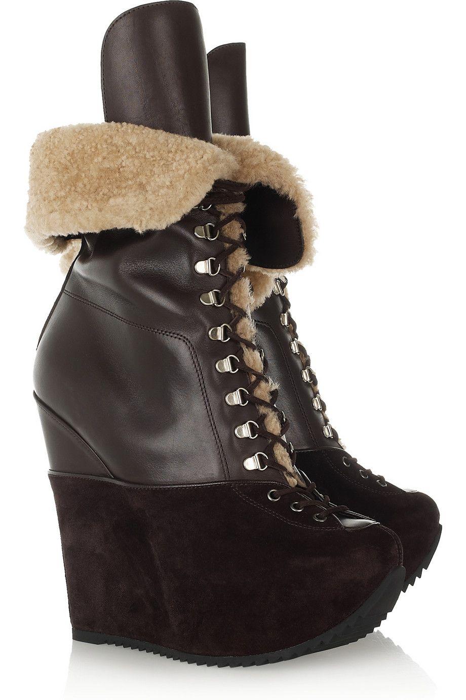 buy cheap tumblr buy cheap discount Yves Saint Laurent Ariane Platform Boots apLF1WKMNn