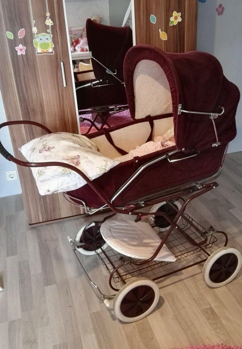 Toller Kinderwagen aus den 70/80er der Marke Eschi in Baby, Kinderwagen & Zubehör, Kinderwagen | eBay