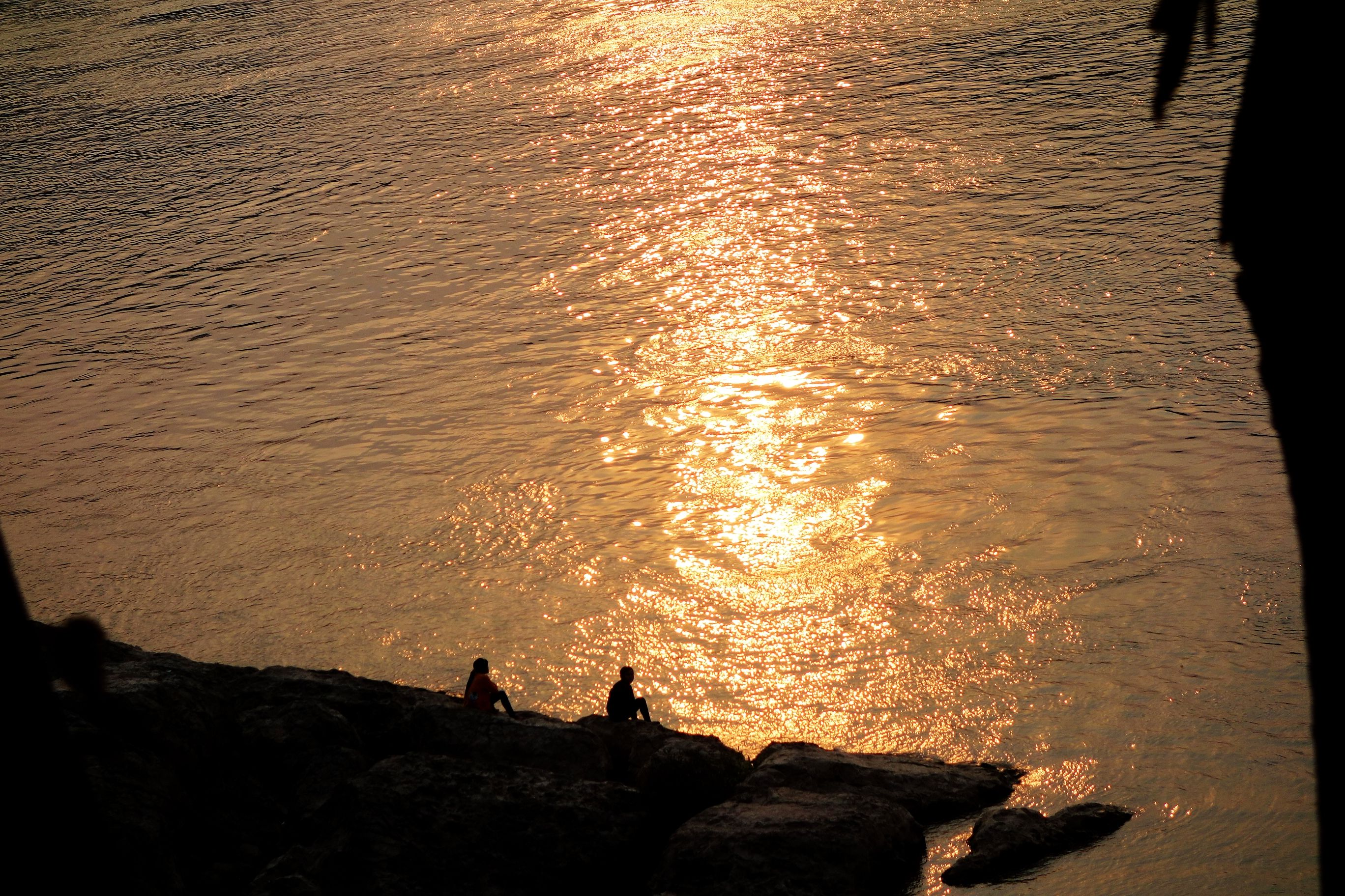 Mekong River , Luang Phabang , Laos