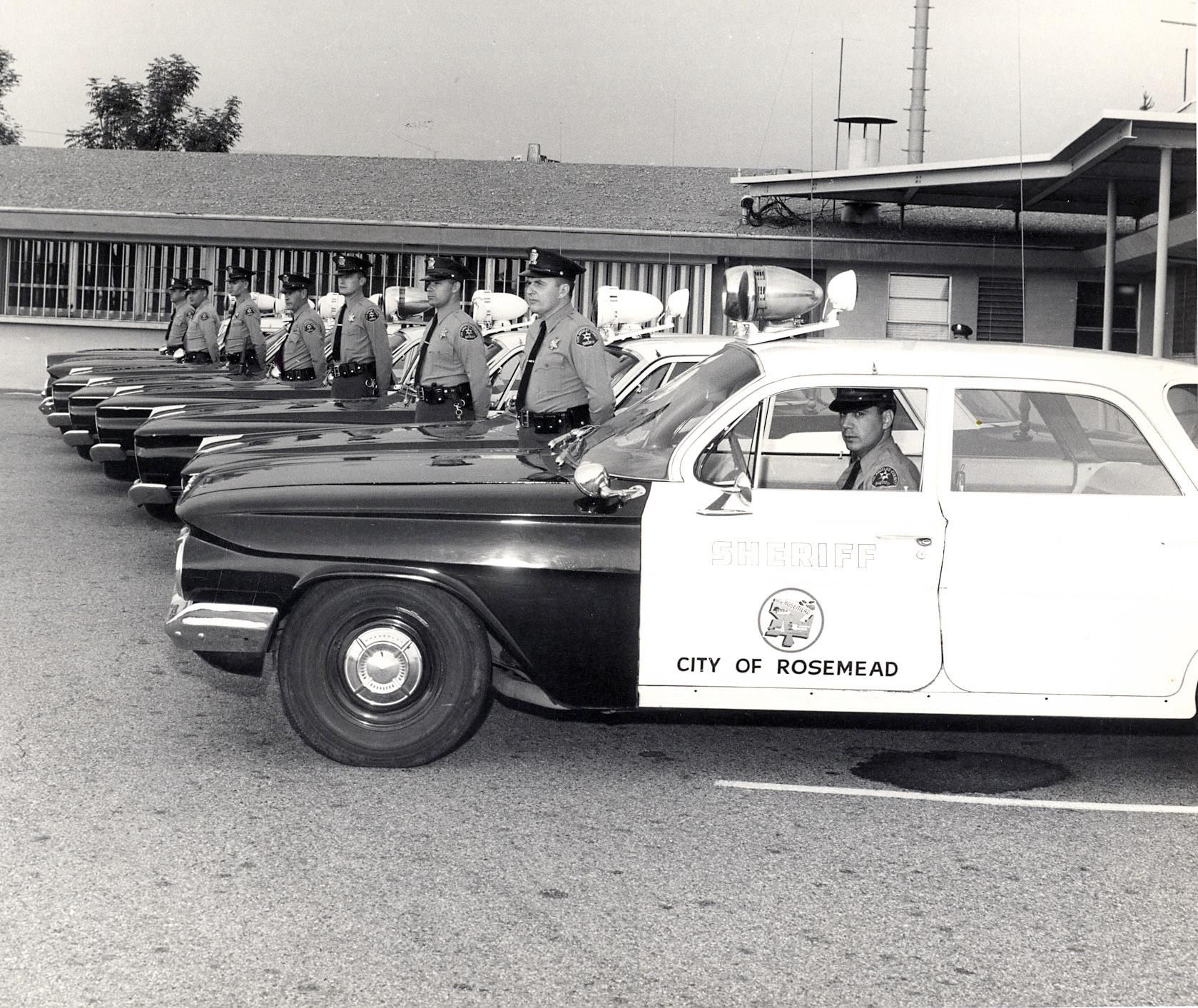 MCJ Opening October 12, 1963 | LASD History Since 1850 | Pinterest ...