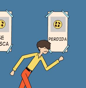 SE BUSCA | PERDIDA