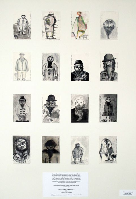 Para un homenaje a Pío Baroja. Varios autores. Taller de Artes del libro. 2007