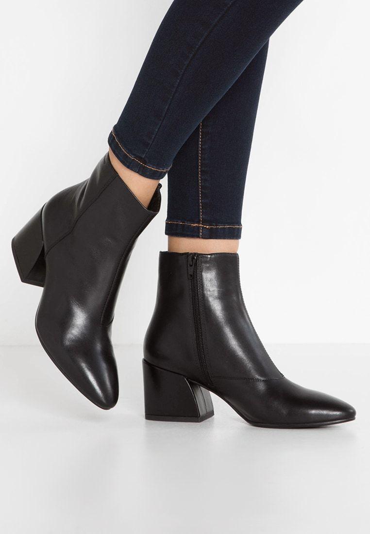 0ceaaeeb98d8 OLIVIA - Classic ankle boots - black   Zalando.co.uk 🛒 in 2019 ...