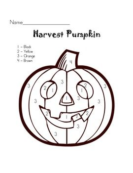 Pumpkin Pictures To Color Name Designs Collections