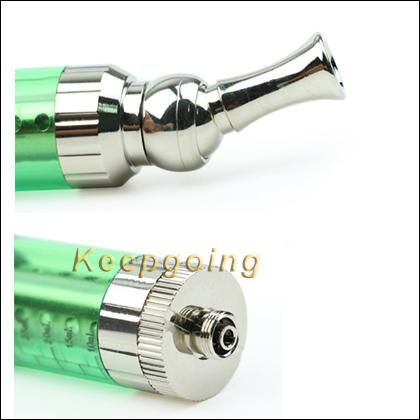 Wholesale - iClear 30S Atomizers E Cigarette IC 30S Atomizer No Burning Taste Rotatable Drip Tip 3.0ml Replaceable Coil Vaporizer for eGo 510 E Cig Kit