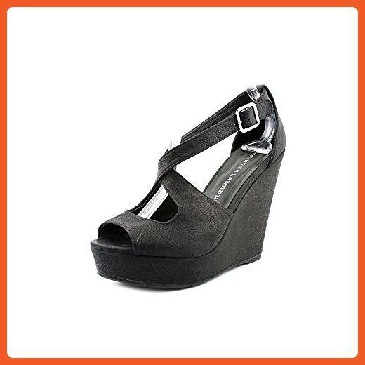 Chinese Laundry Dandy Women Us 10 Black Wedge Heel Pumps For Women Amazon Partner Link Black Heels Wedges Wedge Heels Black Wedges