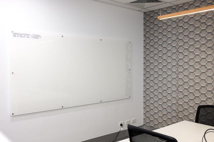 Acrylic Whiteboard Logo White Board Wall Calendar Design Wall