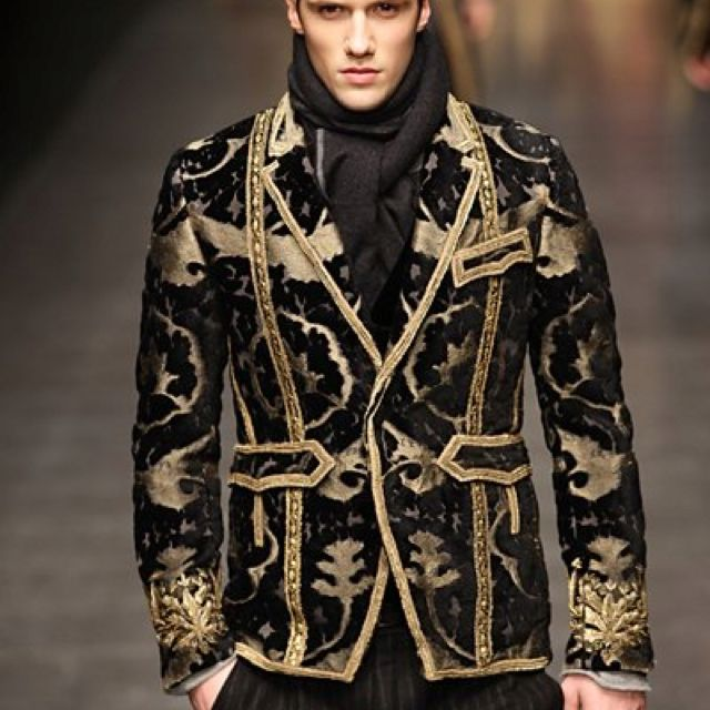 Hot embellished jacket