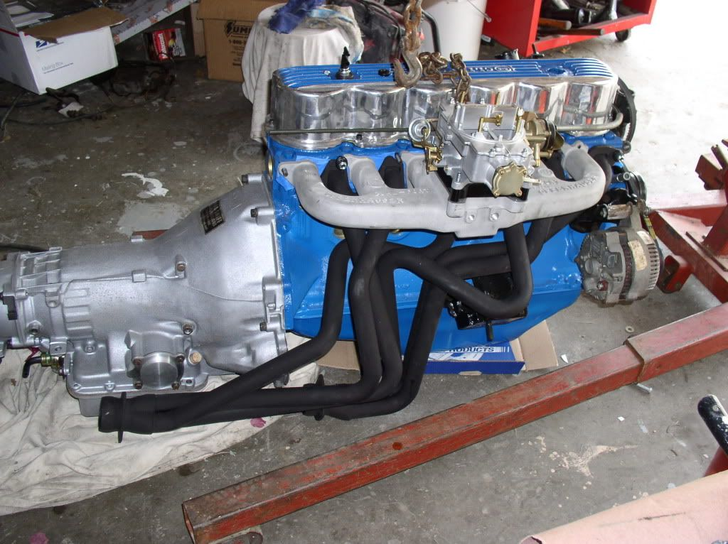 High Performance Ford 4 9 inline six  Wow   this little