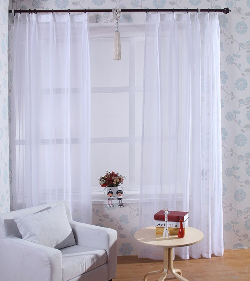 Cheap Sheer Curtains Buy Quality White Sheer Curtains Directly