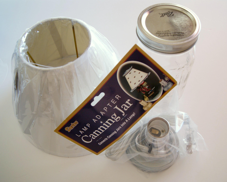 Lampe selber bauen - Material | Basteln | Pinterest | Lampe selber ...