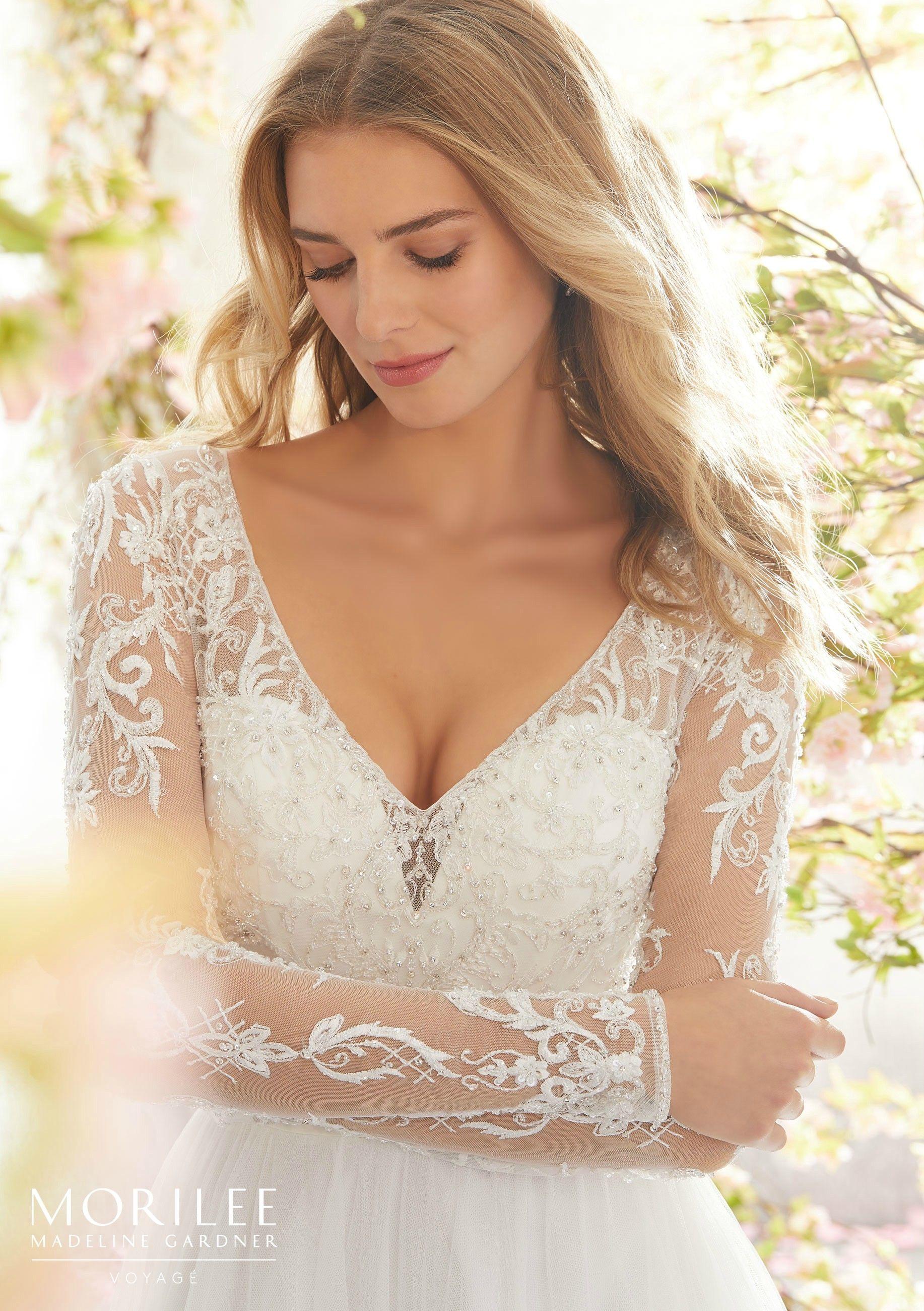 Mori lee madeline gardner wedding dress  Leanne Wedding Dress  Wedding photographers  Pinterest