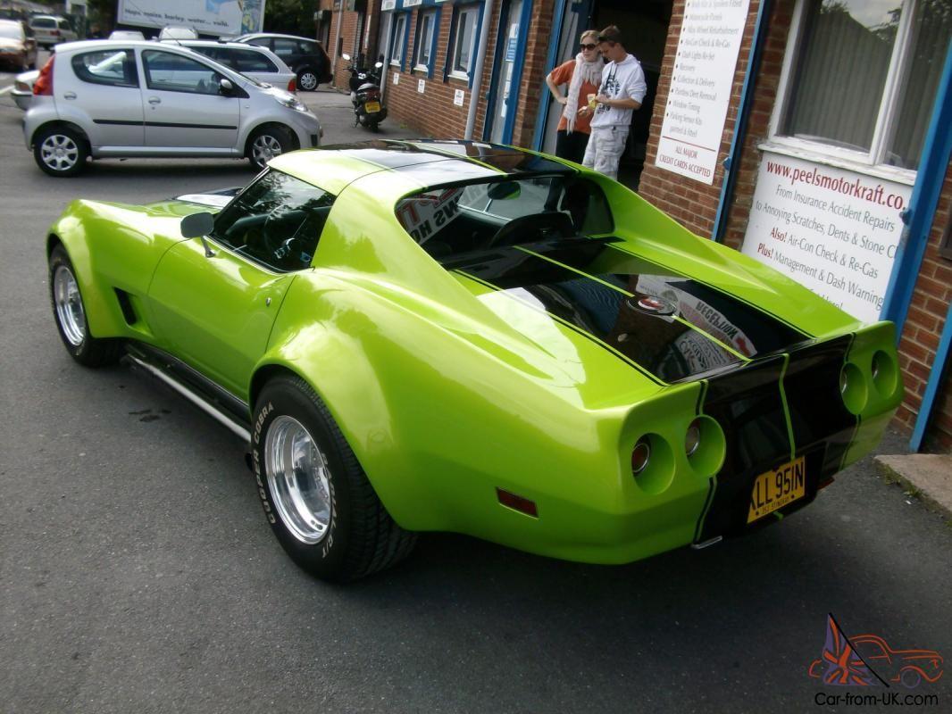 For sale my 1975 c3 corvette stingray coupe t top l82 350