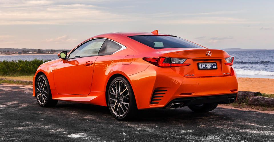 2015 Lexus RC350 F Sport Review Lexus, Sports, Bmw car