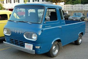 The History Of The 1961 67 Econoline Macs Auto Parts Cool