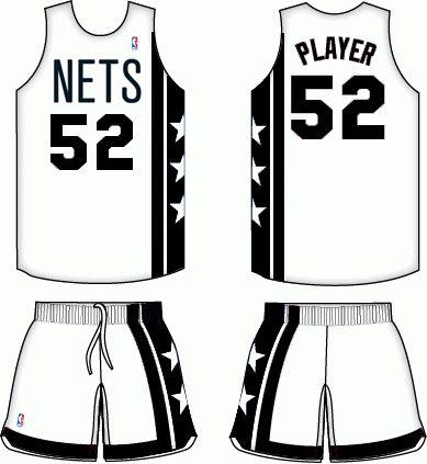 Rumored new Brooklyn Nets uniforms  nba  54b0567b2