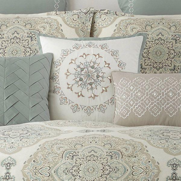 Eva Longoria Home Briella 4 Pc Comforter Set Jcpenney
