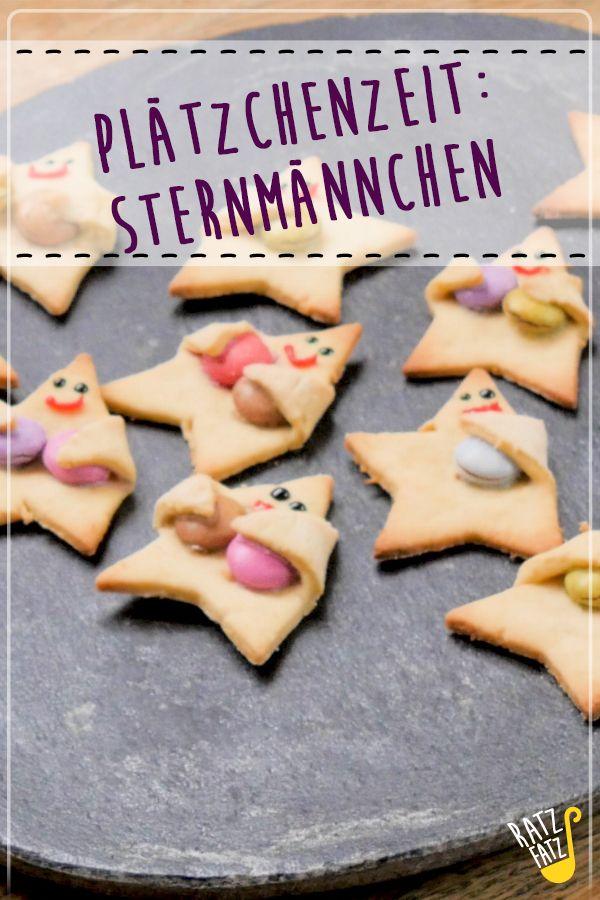 Ratz Fatz: Sternmännchen