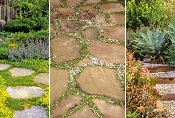 Five No-Mow, No-Fuss Lawn Alternatives - Design Inspiration - Lonny - Five No-Mow, No-Fuss Lawn Alternatives Yard: Low Maintenance & No