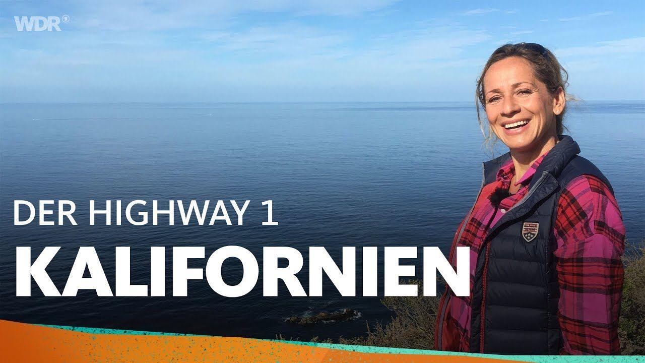 Usa 2019 Kalifornien Der Highway 1 Von Santa Cruz Nach