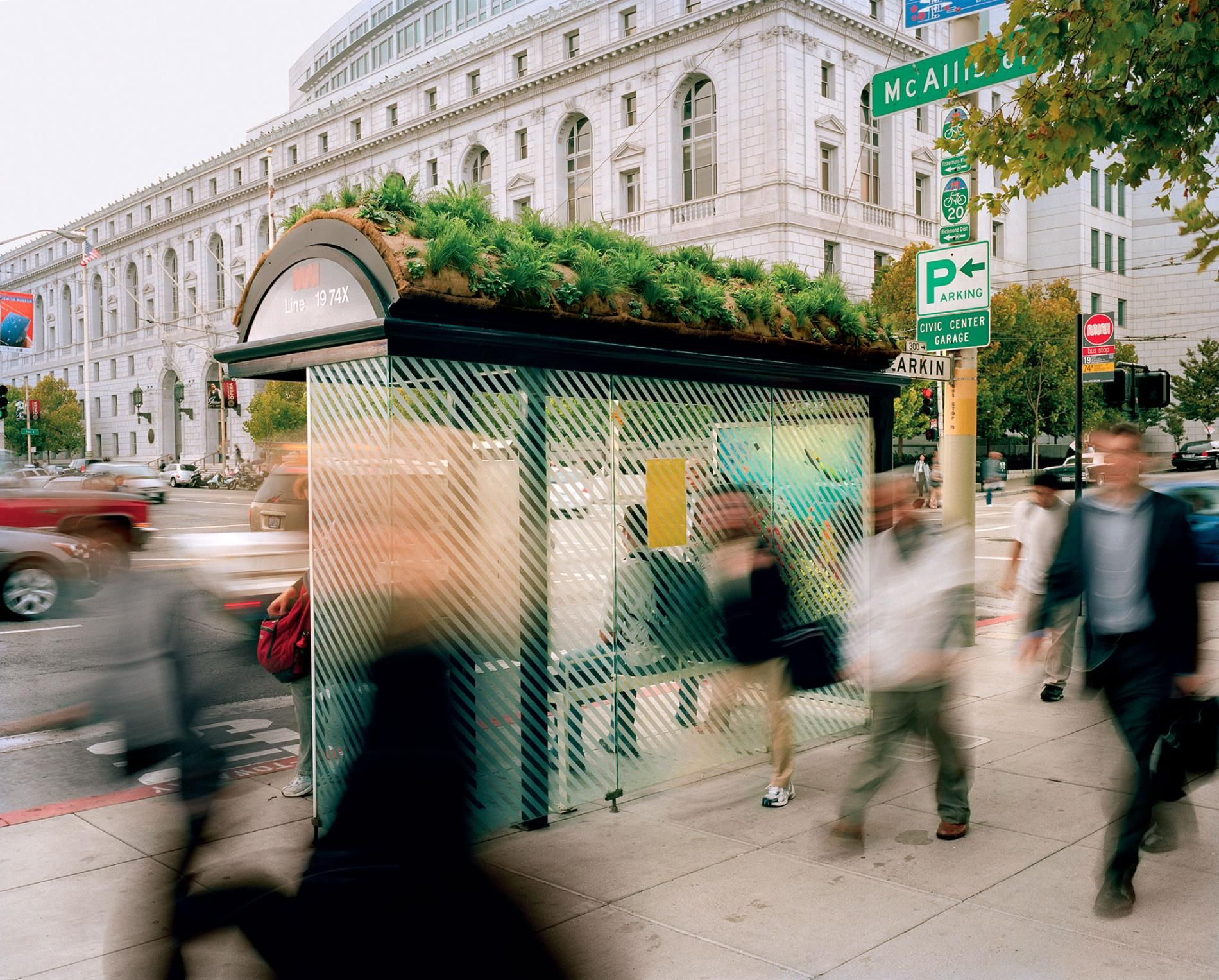 Green Roofs Take Root Around the World Green roof system