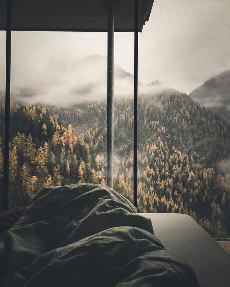 Architecture Image By Manije Jafari Forest View Mountain View Bedroom Views