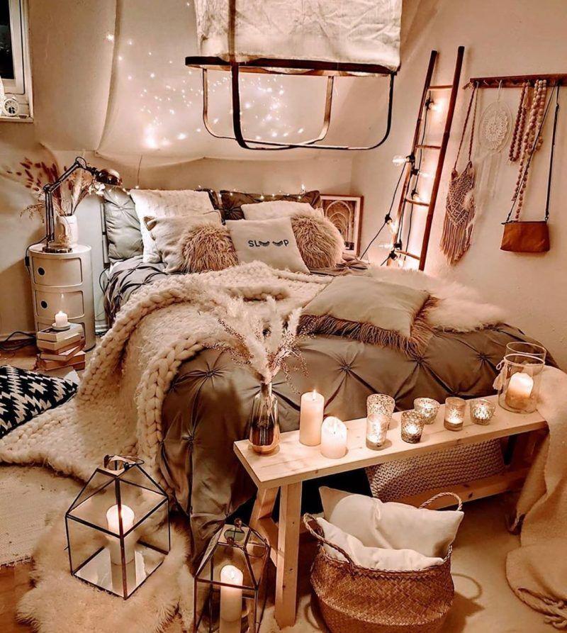 Scandinavian Bedroomdesign Inspiration: 25 Most Instagrammable Bedroom Ideas BuzzKee