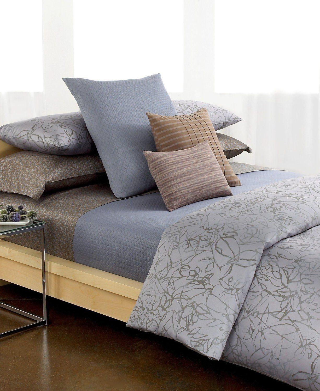 Calvin Klein Cayman King Duvet Set Lupine Bedroom