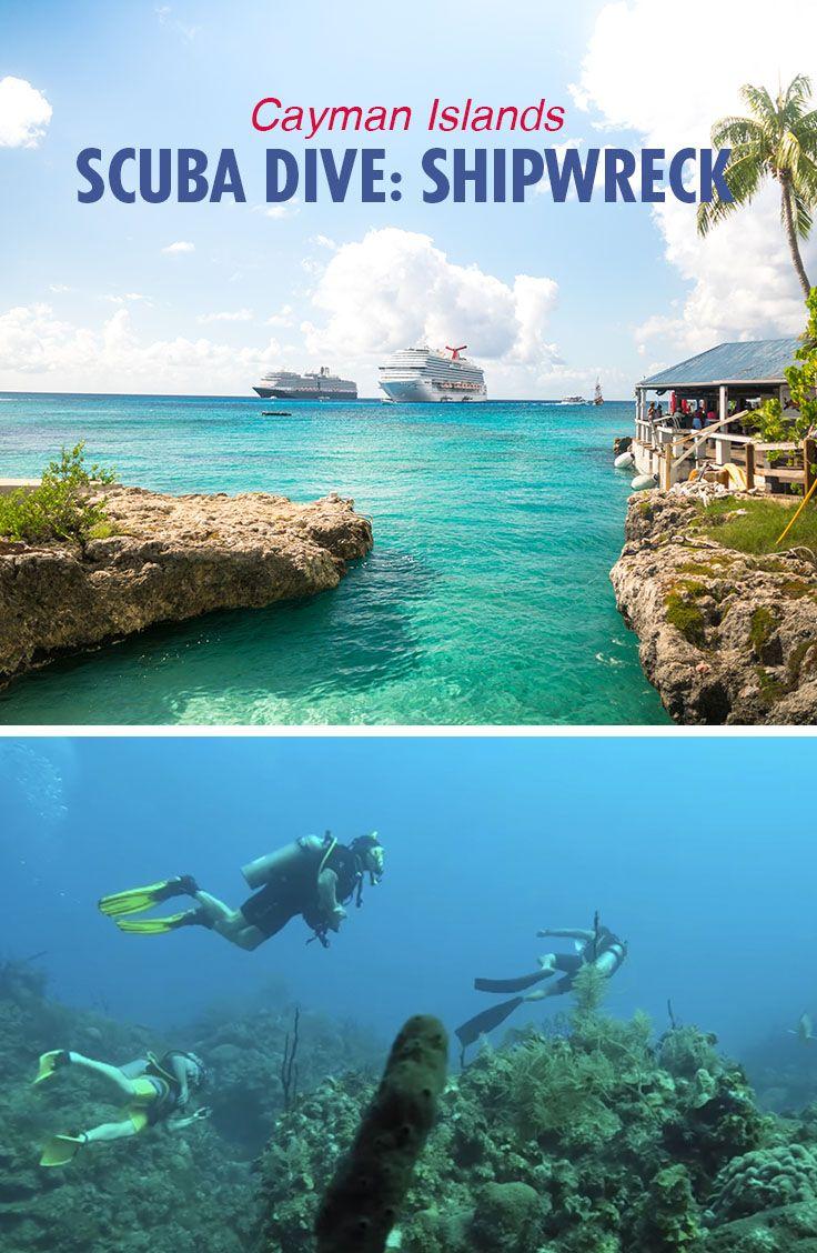 Cayman Islands Scuba Dive Shipwreck Bucket Lists