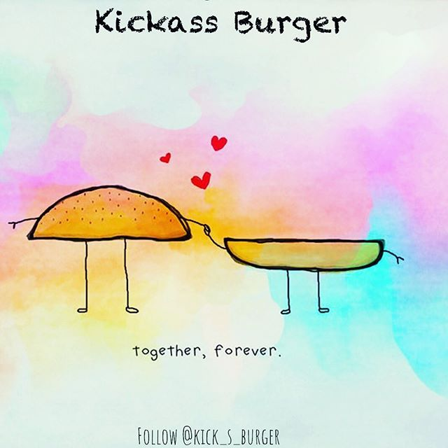 Unconditional love with great understanding. Eventually they live and die together !!!  Unconditional love with great understanding. Eventually they live and die together !!!  . . . . Follow us @kick_s_burger . . . . .